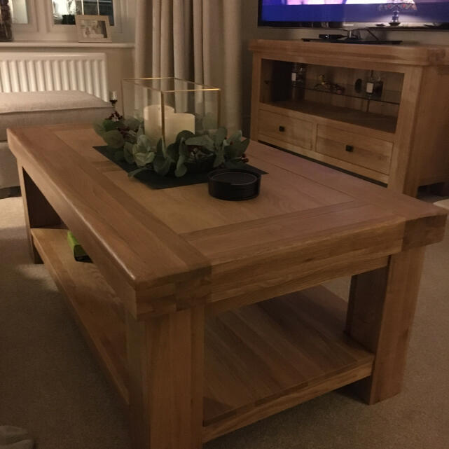 Only Oak Furniture 5 star review on 25th November 2020