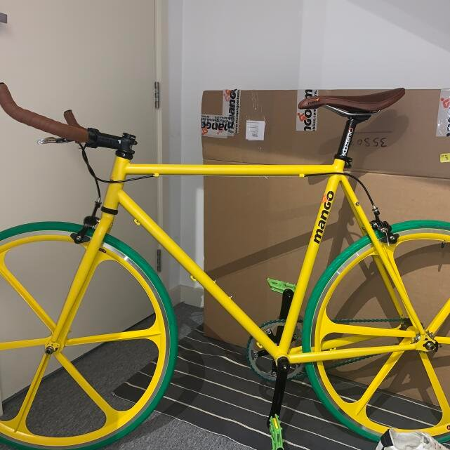 Mango Bikes 4 star review on 8th September 2020