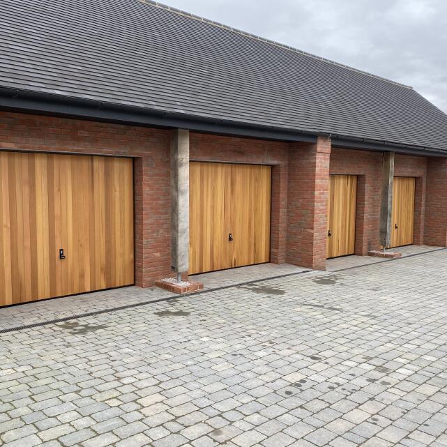 Arridge Garage Doors 5 star review on 21st February 2020
