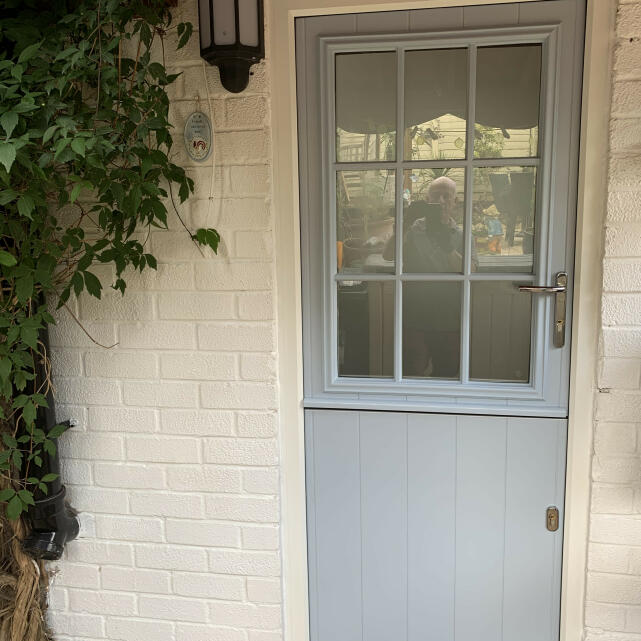 Just Value Doors Ltd 4 star review on 22nd June 2020