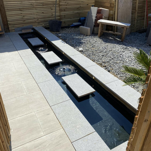 Water Garden 5 star review on 19th July 2021