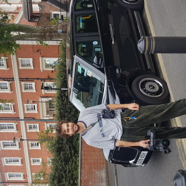 Black Taxi Tour London 5 star review on 30th July 2020