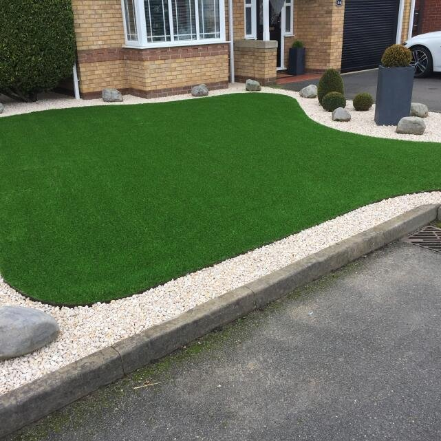 LazyLawn 5 star review on 15th January 2020