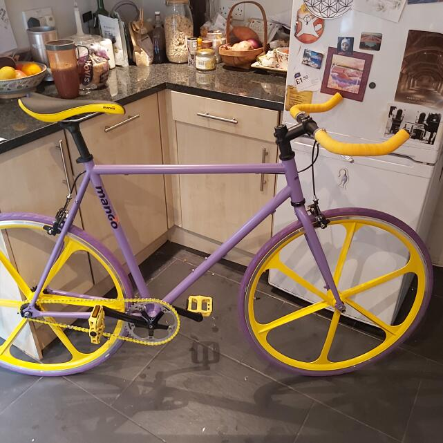 Mango Bikes 5 star review on 29th November 2020