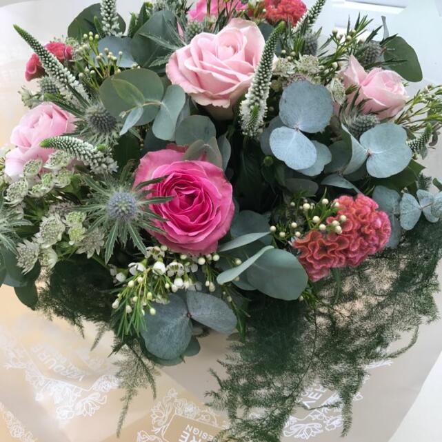 Verdure Floral Design Ltd 5 star review on 26th August 2017