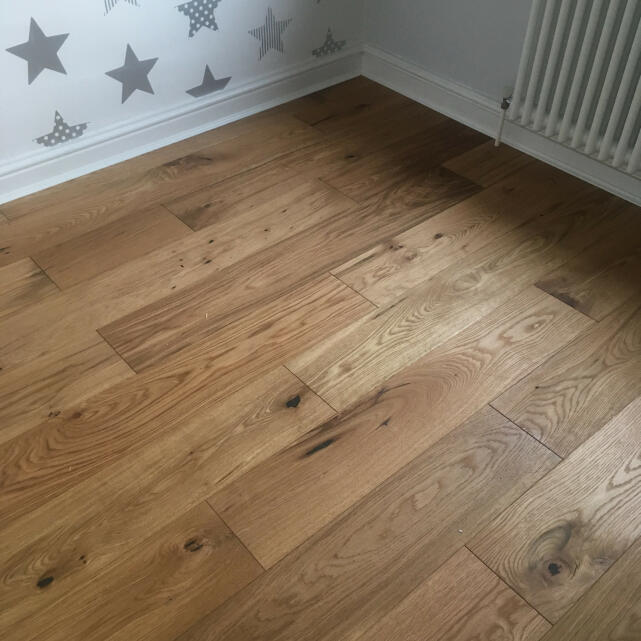 Flooring Surgeons 5 star review on 25th November 2018