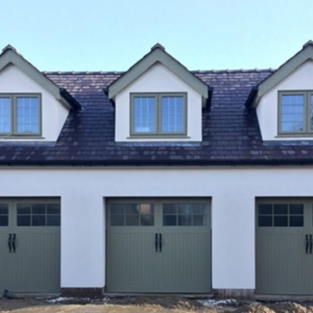 Arridge Garage Doors 5 star review on 5th February 2020