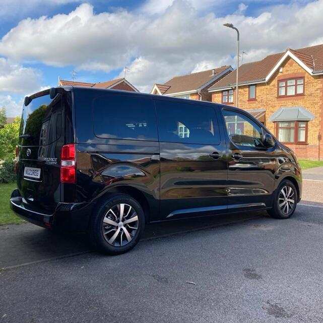 First Vehicle Leasing 5 star review on 25th May 2021