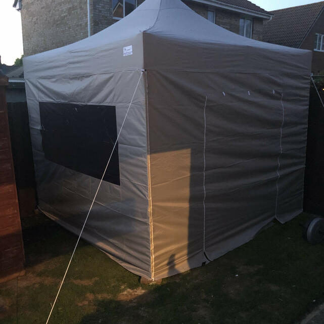 Rockawnings.co.uk 5 star review on 27th May 2020