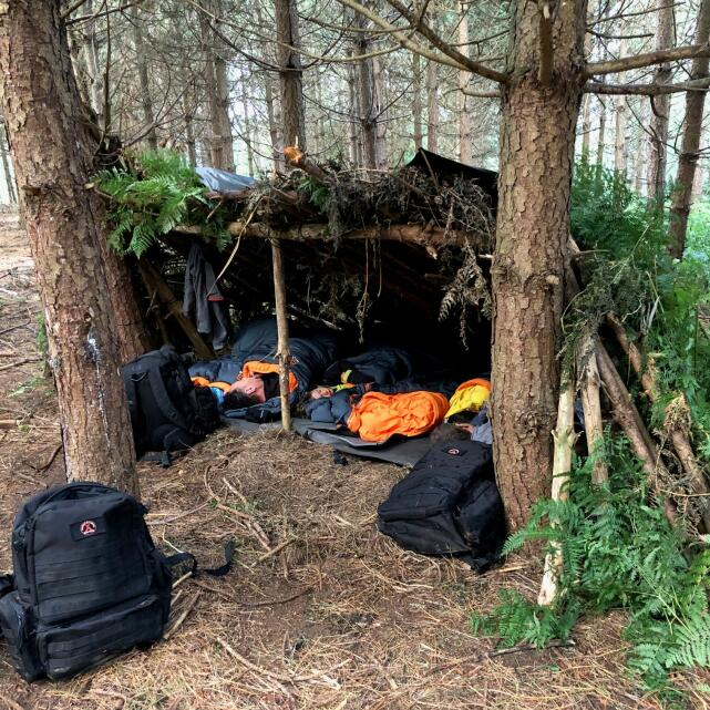 Bear Grylls Survival Academy 5 star review on 13th August 2019