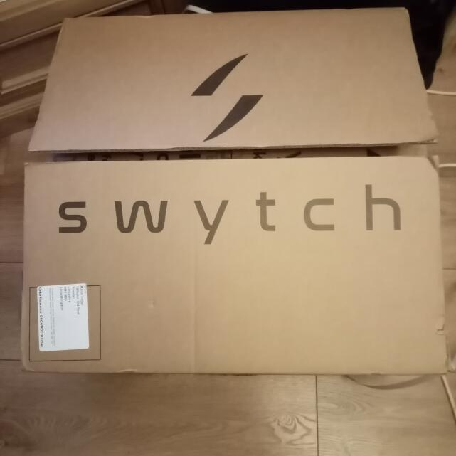 Swytch Bike 5 star review on 17th December 2020
