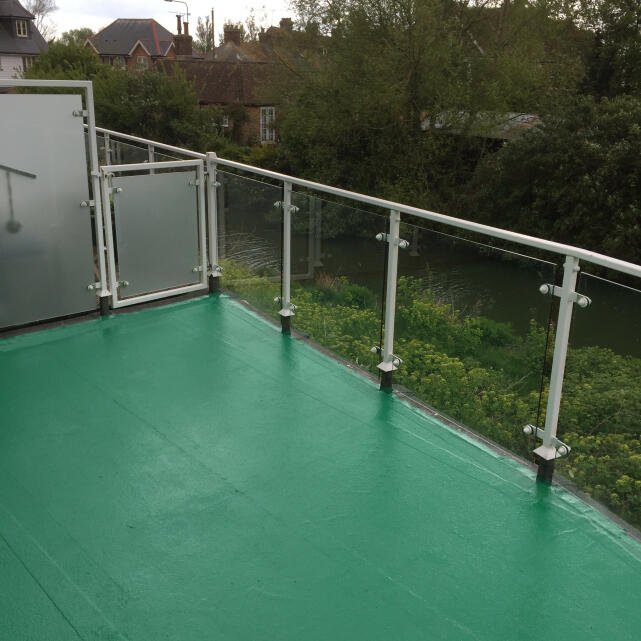Composite Roof Supplies Ltd 4 star review on 28th April 2017