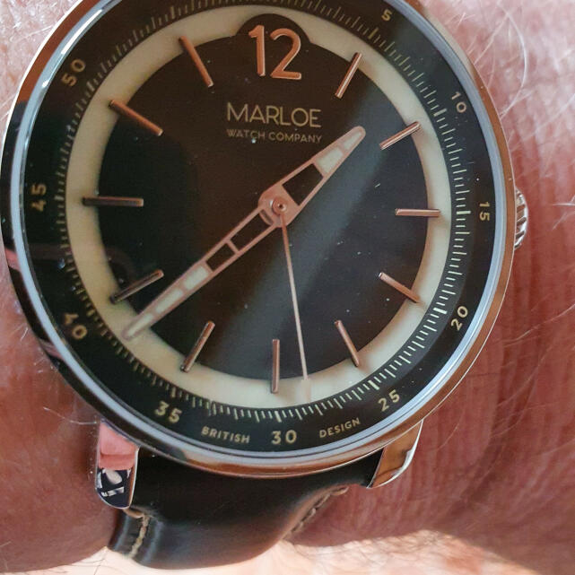 Marloe Watch Company  5 star review on 15th January 2021