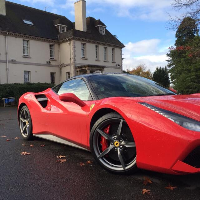 Supercar Experiences Ltd 4 star review on 11th January 2018