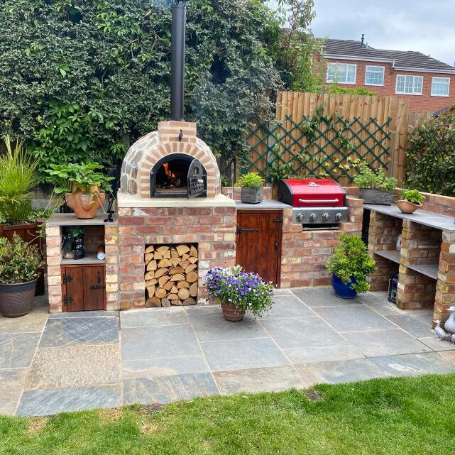 Fuego Wood Fired Ovens 5 star review on 2nd July 2021