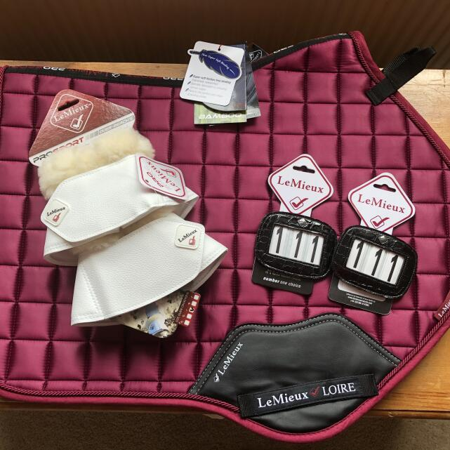 Equiflair Saddlery 5 star review on 27th May 2020