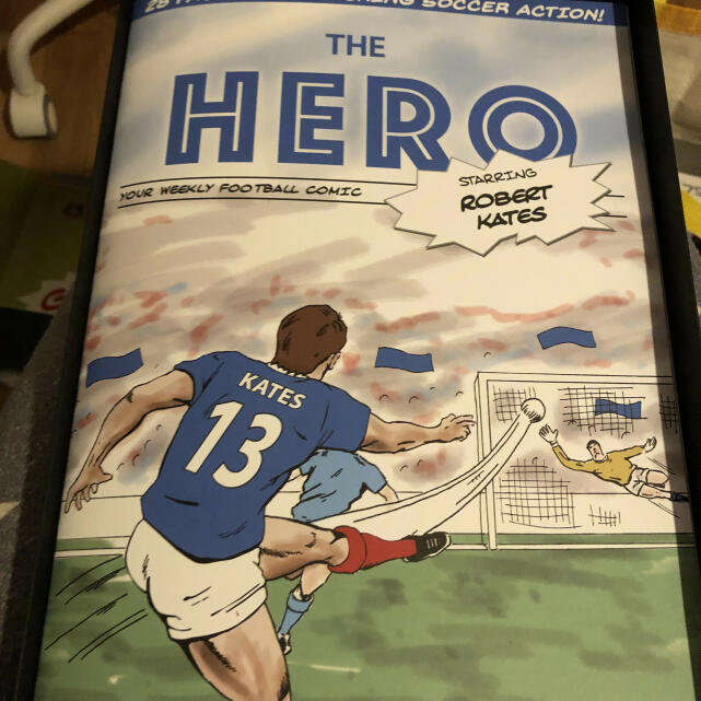 Sports Star Books 5 star review on 17th October 2020