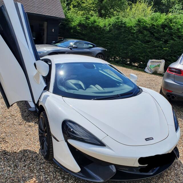 Supercar Experiences Ltd 5 star review on 16th August 2021