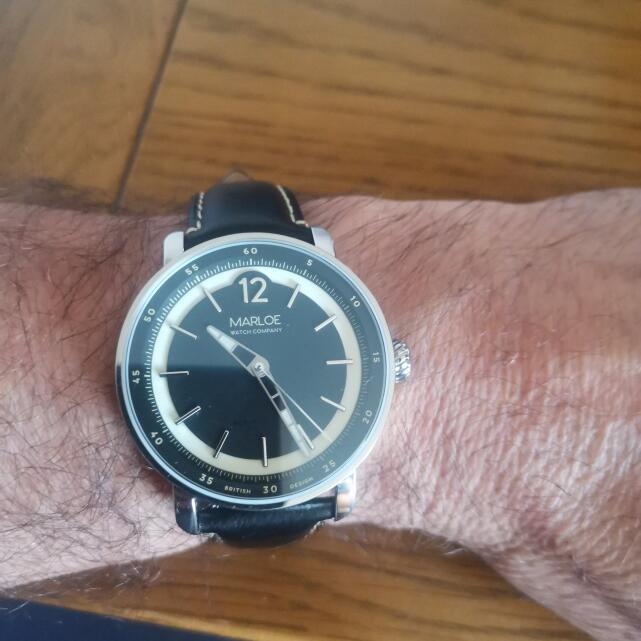Marloe Watch Company  5 star review on 7th January 2021