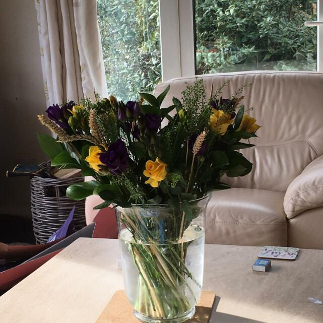 Haute Florist 5 star review on 24th February 2021