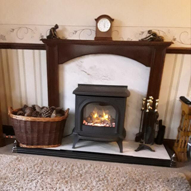 The Fireplace Company 5 star review on 10th May 2021