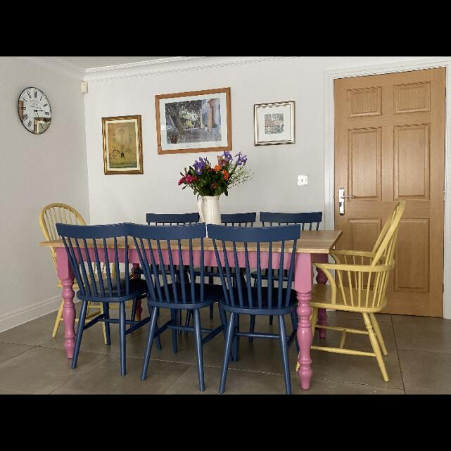 Farmhouse Table Company 5 star review on 20th July 2021