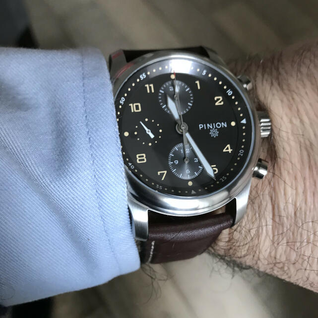 Pinion Watches 5 star review on 21st December 2020