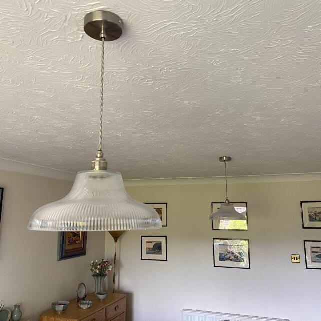 Artifact Lighting Ltd. 5 star review on 22nd June 2021