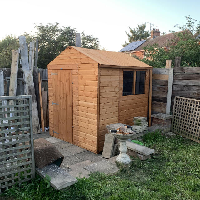 Sheds 2 go  4 star review on 4th October 2020