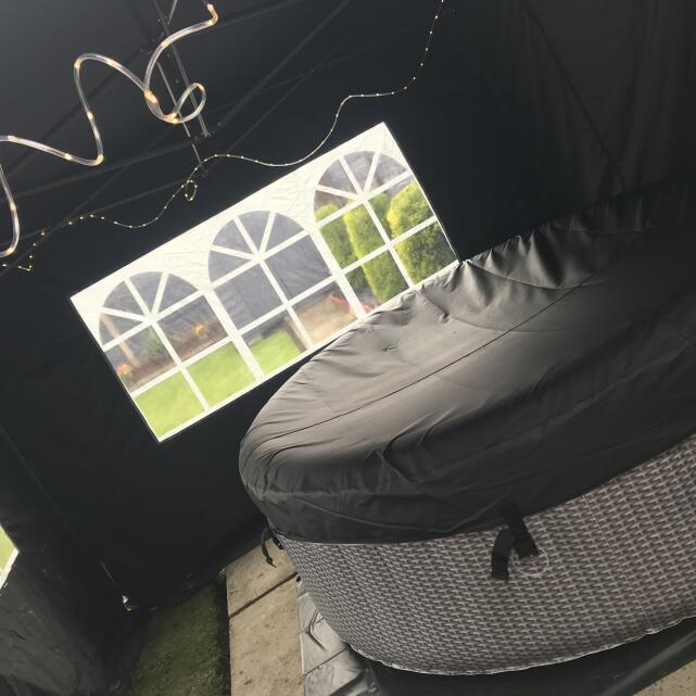 Wave Spas 5 star review on 6th May 2021