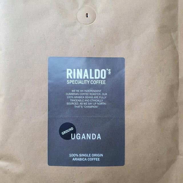 RINALDOS SPECIALITY COFFEE AND TEA LTD 5 star review on 6th November 2020