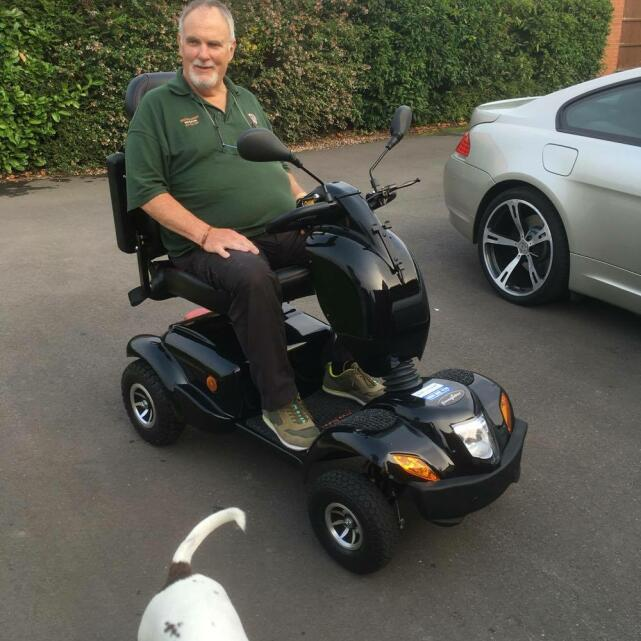 Mobility Giant Ltd 5 star review on 14th September 2016