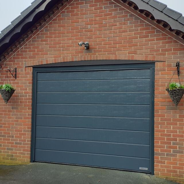 Arridge Garage Doors 5 star review on 6th February 2020