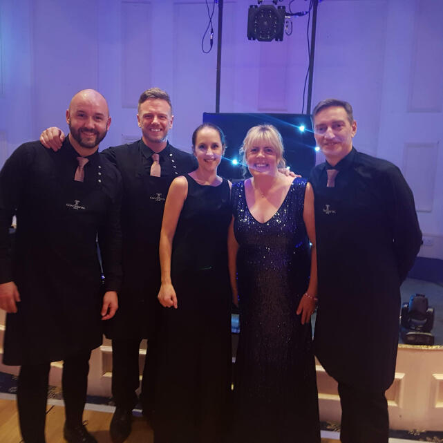 Silver Service Singers 5 star review on 23rd October 2019