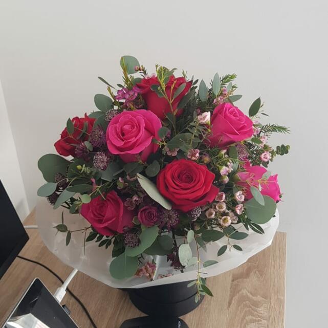 Verdure Floral Design Ltd 5 star review on 7th April 2021