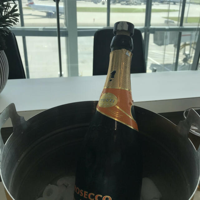 Executive Lounges 5 star review on 27th July 2021