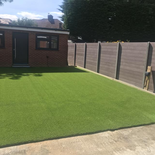 Easigrass Distribution Ltd 5 star review on 7th July 2019