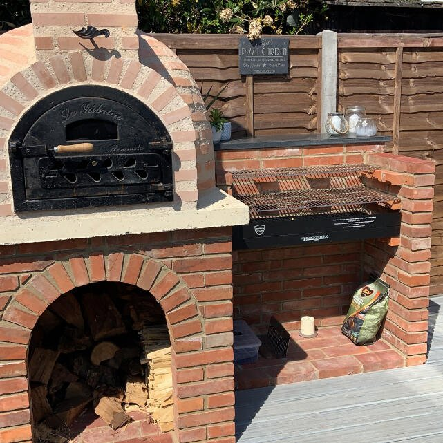 Fuego Wood Fired Ovens 5 star review on 20th July 2021