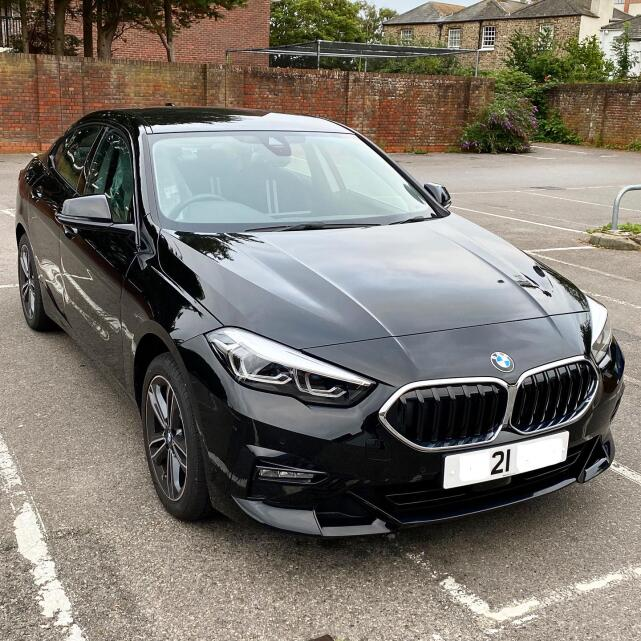 First Vehicle Leasing 5 star review on 30th August 2021