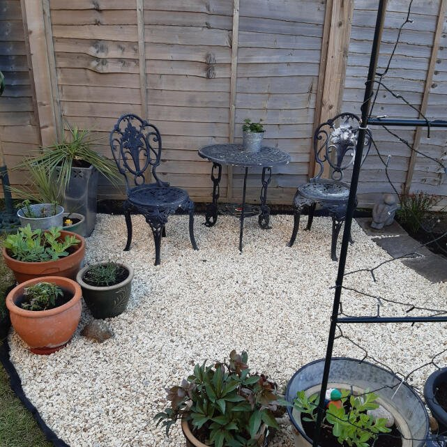 DecorativeGardens.co.uk 5 star review on 11th September 2020