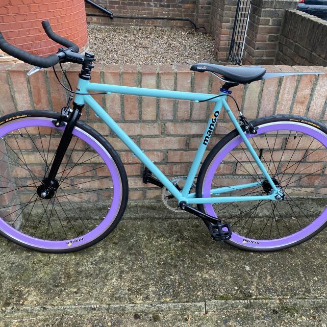 Mango Bikes 5 star review on 7th September 2020