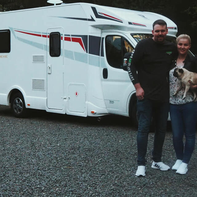 Life's an Adventure Motorhome & Campervan Hire 5 star review on 27th May 2019