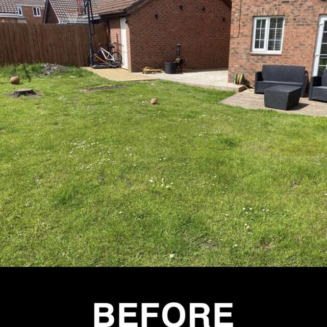 LazyLawn 5 star review on 20th June 2021