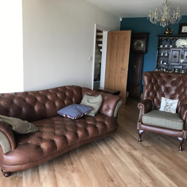 Vintage Sofa Co Limited 5 star review on 4th June 2021