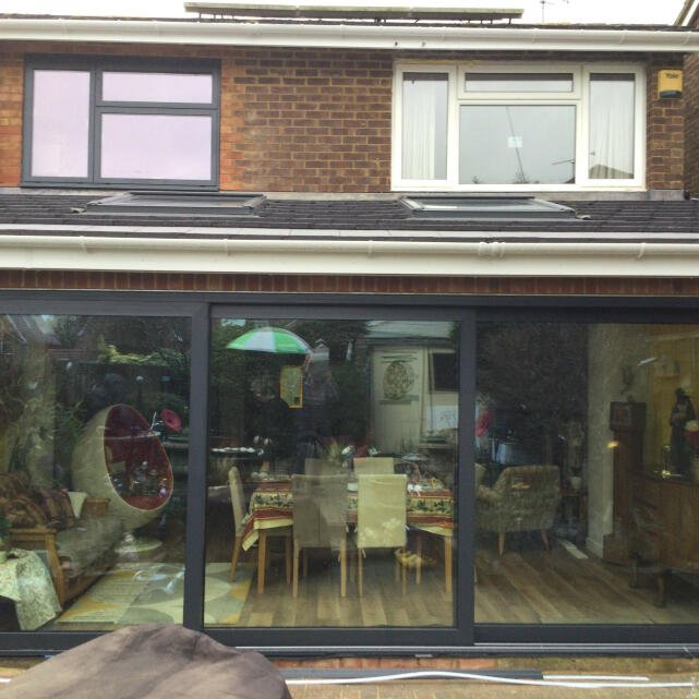 Express Bi Folding Doors Redhill 5 star review on 19th February 2021