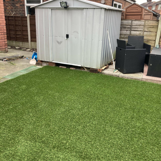 Great Grass 5 star review on 12th April 2021