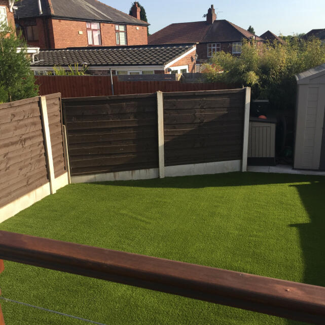 Great Grass 5 star review on 2nd June 2020