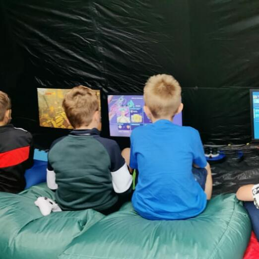 Pop Up Arcade 5 star review on 27th June 2021