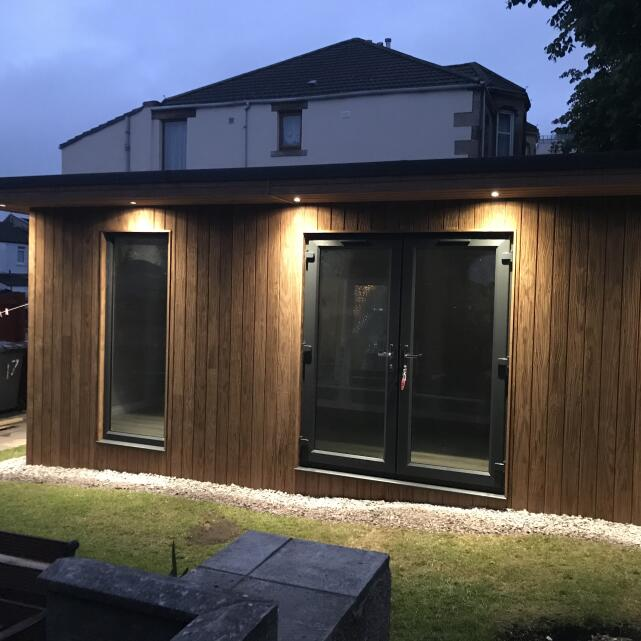 Outdoor Building Group 5 star review on 22nd June 2020