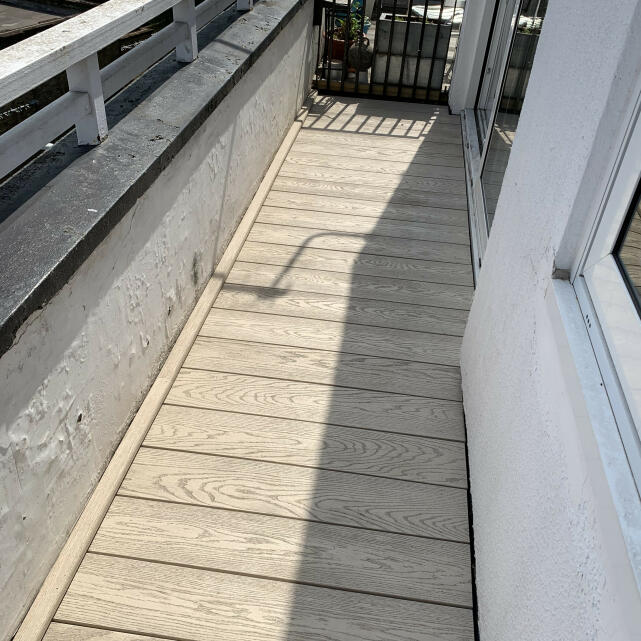 London Decking Company  5 star review on 15th June 2021